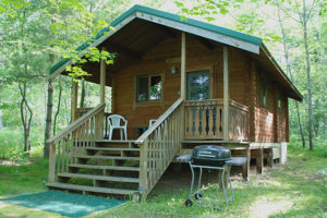 Bear-Den-Silver-Cliff-Campground-Porch-Yard