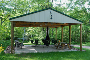 Pavilion-fireplace-Silver-Cliff-Campground